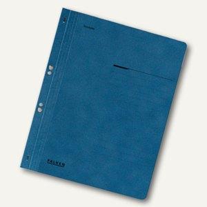 Falken Ösenhefter, 1/1 Vorderdeckel, blau, 80003882
