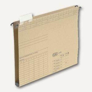 Elba Hängesammler vertic ULITMATE A4, mit Kunststoffboden 20mm, natron,100552068