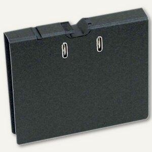 Elba Pendelordner DIN A4, Rückenbreite 40 mm, Hebelmechanik, schwarz, 100022644