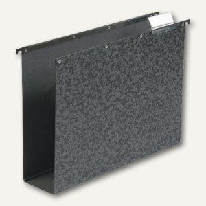 """Elba Hängesammler """"vertic 1"""" A4 mit Vollsichtreiter, 80 mm, schwarz, 100500816"""