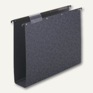 """Elba Hängesammler """"vertic 1"""" A4 mit Vollsichtreiter, 60 mm, schwarz, 400051507"""