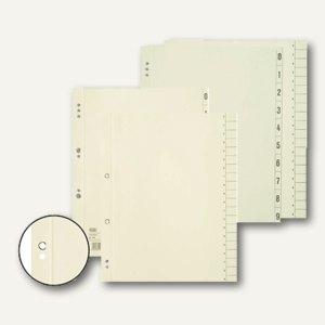 Elba Trennblätter DIN A4, 230 g/m², chamois, 100er-Pack, 400004663