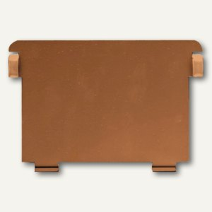 Artikelbild: Metallstützplatten für HAN Holzkarteikästen