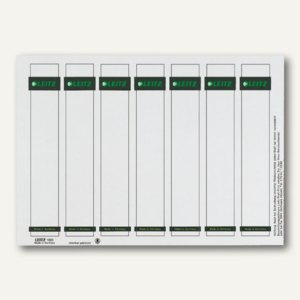 Artikelbild: Einsteck-Rückenschilder für PC Beschriftung