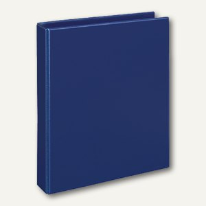 "Veloflex Ringbücher ""Comfort"" DIN A4, PVC, 4 D-Ringe Ø 25 mm, blau, 4143050"