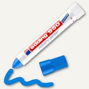 Edding industry painter 950, Strichstärke 10 mm, blau, 4950003