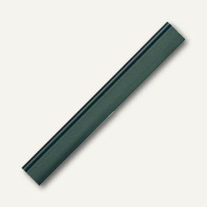 officio Klemmschienen DIN A4 bis 60 Blatt, schwarz, 100er-Pack