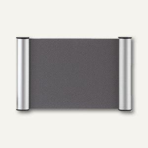 Franken Türschild mit Cliprahmen, Acrylglas, 245 x 155 mm, silber, BS0603
