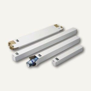 Tidy Pac Plan Box 1, Innenmaß: 500 x 65 x 65 mm, weiß, 20 Stück, TP 100.001