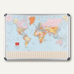Artikelbild: Weltkarte