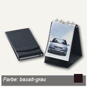 Durable Tisch-Flipchart DURASTAR, DIN A4 hoch, basalt, 8564-39