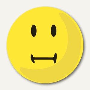 Artikelbild: Moderationskarten Gesicht - neutral
