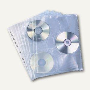Prospekthülle für CDs/DVDs