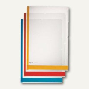 LEITZ Sichthüllen für Leitz Desk Free System, 6 Stück, 40803000