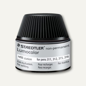 Lumocolor Refill-Station non-permanent
