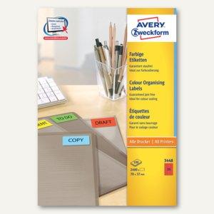 Artikelbild: Avery Zweckform Universal-Etiketten für alle Drucker