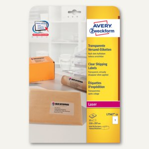 Artikelbild: Adress-Etiketten für Laser-Drucker