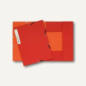 Exacompta Eckspannmappe forever, DIN A4, rot/orange, 380g/m², 56985E