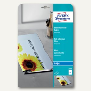 Artikelbild: InkJet-Folien DIN A4