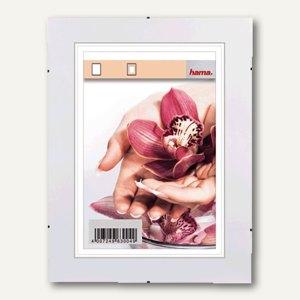 """Hama Rahmenloser Bildhalter """"Clip-Fix"""", 40 x 50 cm, Normalglas, 63036"""