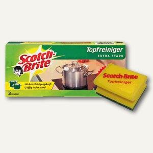 Scotch-Brite Topfreiniger 3er Pack, CLNS3