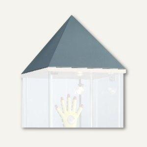 Pyramidenhaube für Glasvitrinen FORUM