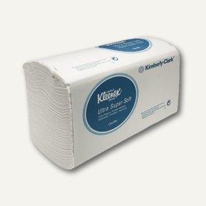 Handtücher Ultra Super Soft, Interfold-Falz, 215 x 315 mm, 3-lagig weiß 2.880 St