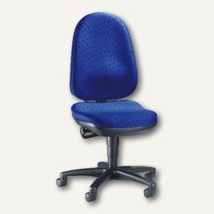Bürostuhl P66 M26 blau