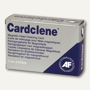 AF Reinigungskarte Cardclene, unkodiert, 20 Stück, CCP020