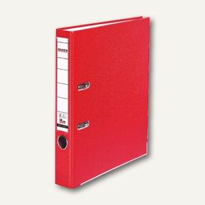Falken Ordner PP-Color DIN A4, Rückenbreite 50mm, rot, 09984162