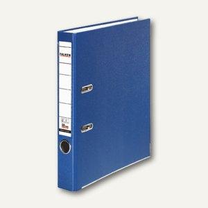 Falken Ordner PP-Color DIN A4, Rückenbreite 50 mm, blau, 09984154