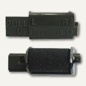 Casio Farbwalze für Tischrechner, Nylon, schwarz, IR-40/10