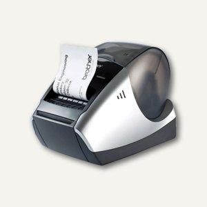 Brother Etikettendrucker QL-570, 110 mm/sec, div. Formate, QL570G1