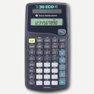 Artikelbild: Schulrechner TI-30 ECO RS