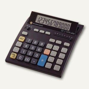 Triumph-Adler Tischrechner J-1210, 12-stellig, Solar und Batterie, B6409