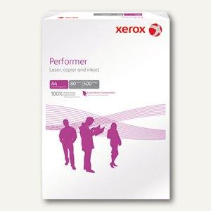 """Xerox Kopierpapier """"Performer"""", DIN A4, 80 g/m², weiß, 500 Blatt, 003R90649"""