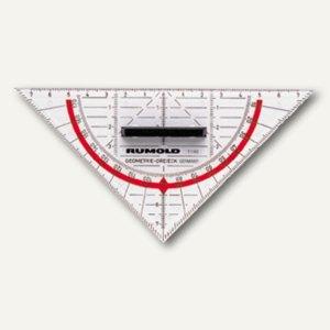 Rumold Geo-Dreieck mit Griff, 160 mm, 1146