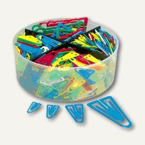 Büroklammern Kunststoffklips