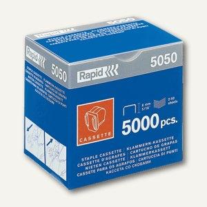 Rapid Heftkassette für Elektrohefter 5050, RP93500, 5.000er-Pack, 20993500