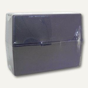 M&M Karteikasten DIN A5, nachtblau 66080356