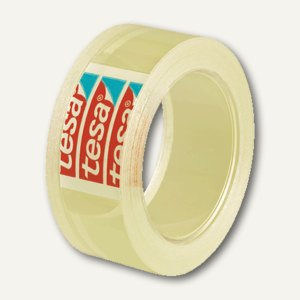 Tesa Film transparent, 33 m x 12 mm, (Ø)26 mm, 57402-00002