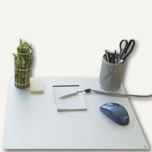 Schreibtischunterlage aus Aluminium
