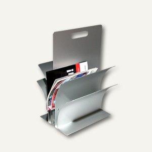 Artikelbild: Zeitungsständer aus Aluminium