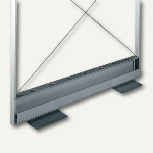 BST Schirmwanne OPLA - aus Aluminium