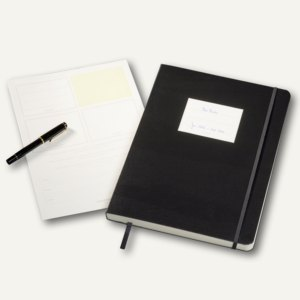 Agenda Geschäftsbuch Medium, DIN A5, 245 nummerierte Seiten, liniert, 300612