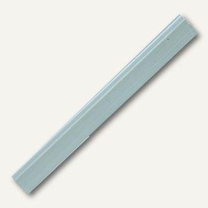officio Klemmschienen DIN A4 bis 30 Blatt, transparent, 100er-Pack