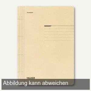 officio Karton- Schnellhefter DIN A4, chamois, 10er Pack