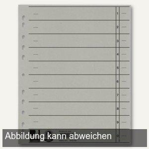 Trennblätter für DIN A4
