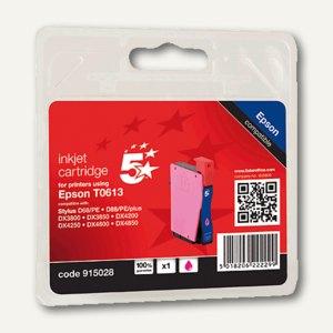 officio Tintenpatrone, ersetzt Epson T061340, 8 ml, magenta