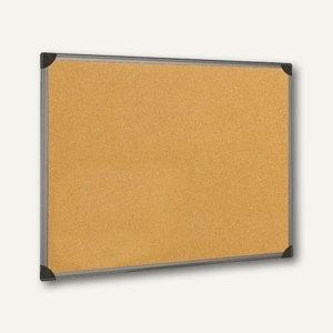 officio Korktafel mit Kunststoffrahmen, 180 x 90 cm